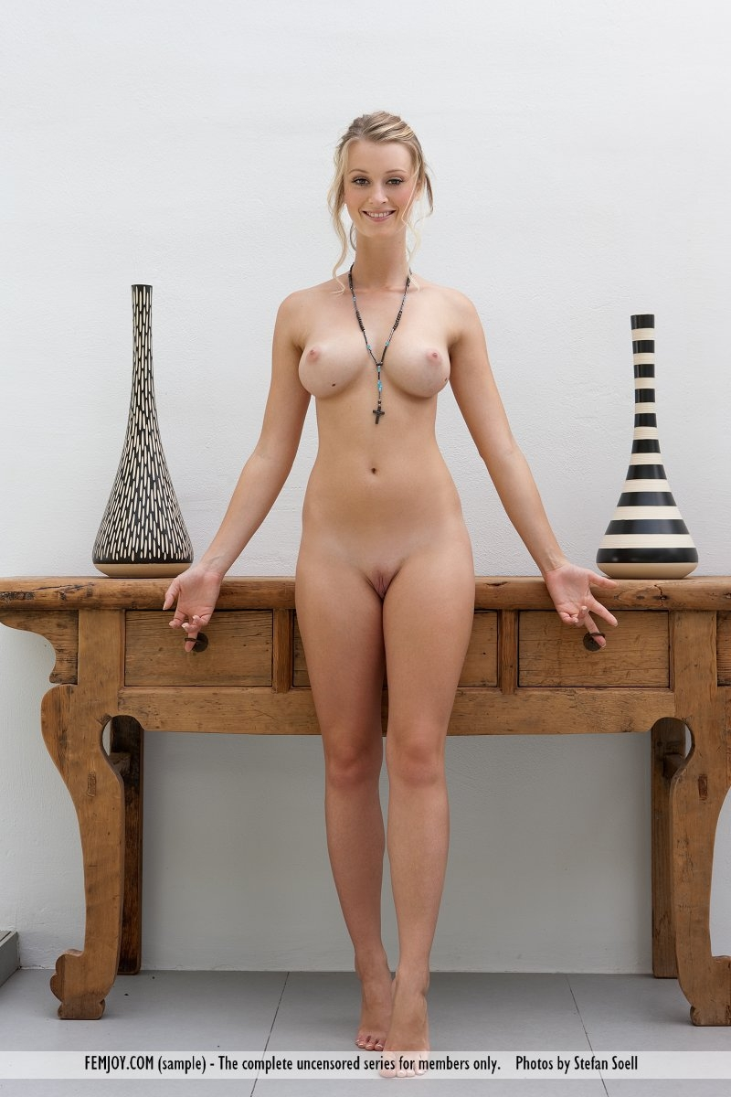 Perfect naked body