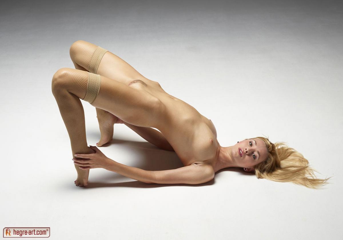 Hegre art nude girls stockings think