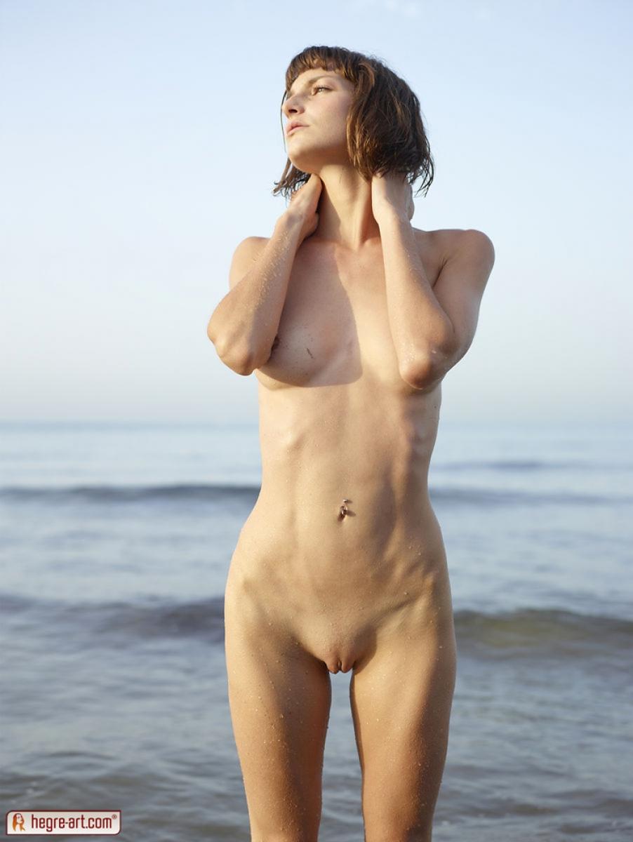 Худые красивые голые девушки