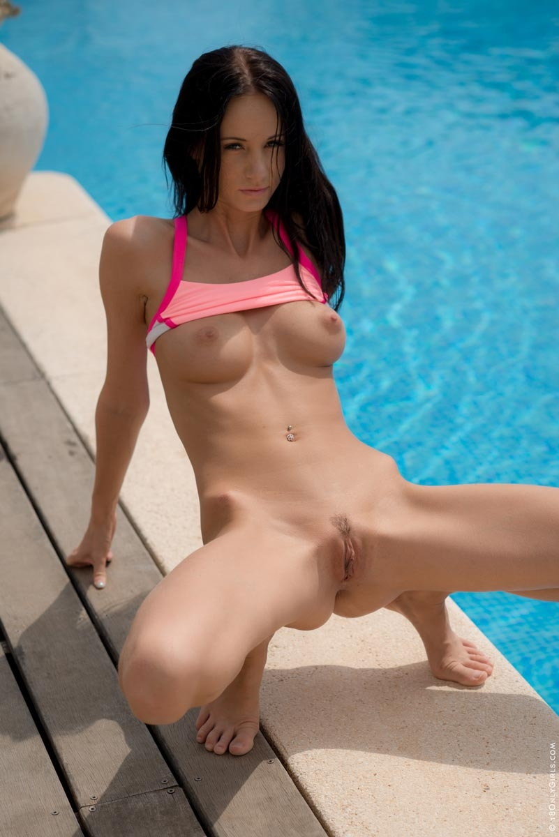young and fit nude girls