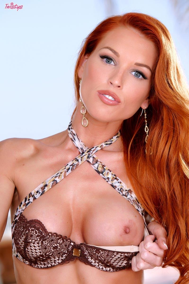 Blighe redhead jenny nude
