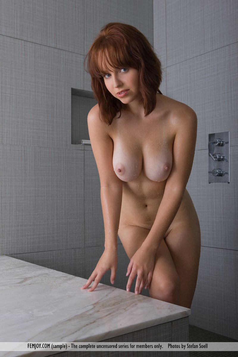 Hayden Winters Femjoy Ele hayden winters showering her perfect body