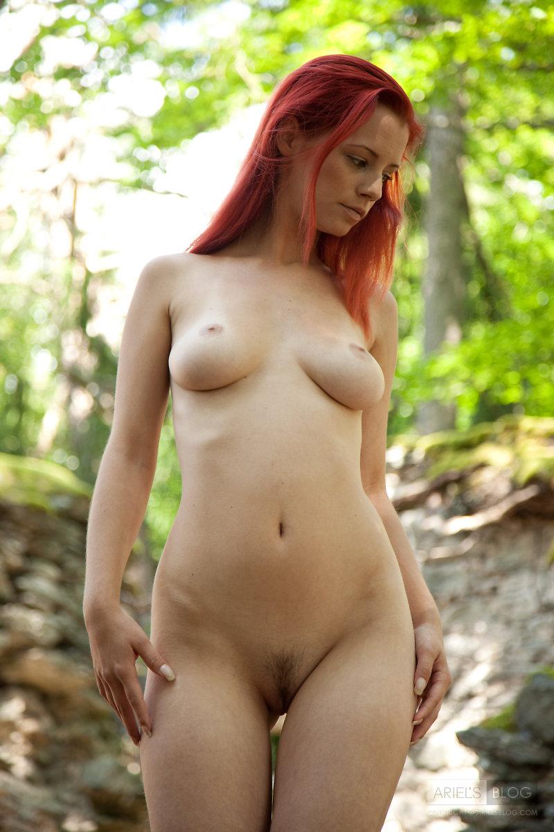 Urbanization Nude ass woods regret
