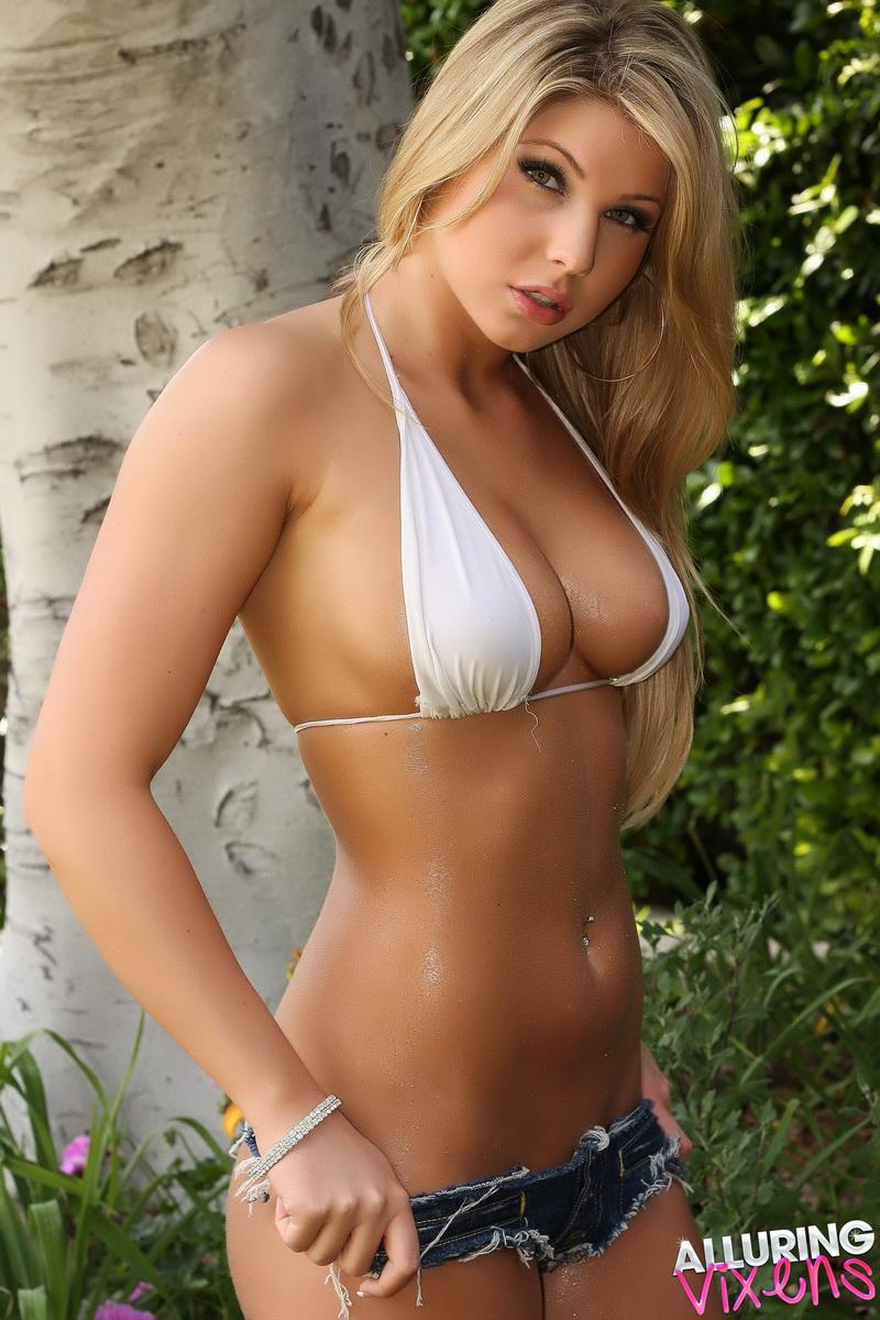 Asian sexy bikini blonde galleries male