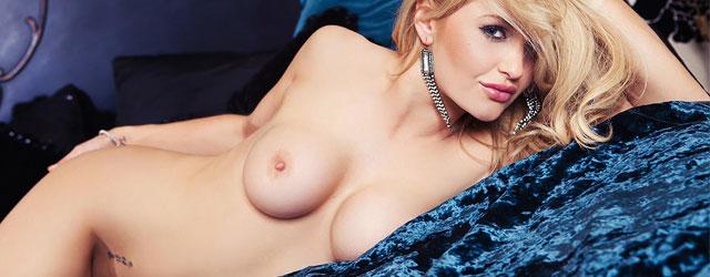 Classy Nude Blonde