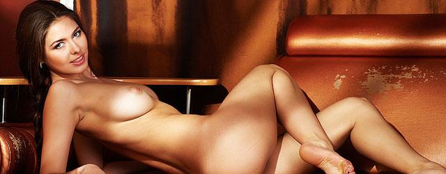 naughty rika has pretty hard nipples and a soaking wet