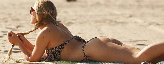 Ira at the Beach