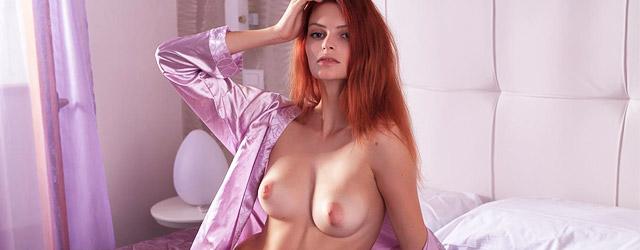 Klarissa Shows Firm Tits