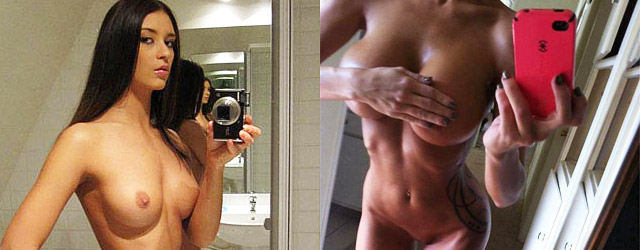 Mirror Girls – The Ultimate Nude Self Pics Gallery