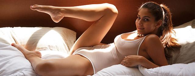 Nina Sheer Bodysuit