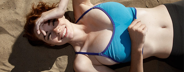 Sabrina Lynn Beach Babe