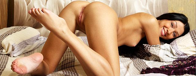 Nude make love asian
