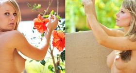 ftv-brigitte-teasing-nude-with-flowers