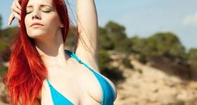 busty-redhead-ariel-in-a-sexy-blue-bikini