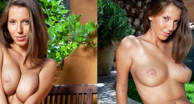 lizzie-ryan-is-naked-in-the-backyard