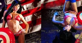 fit-action-model-gloria-in-leather-bikini