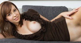 seductive-hottie-hayden-lying-naked-on-a-couch