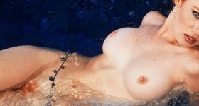 sexy-heather-gets-wet