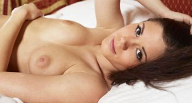 caprice-naked-in-bed
