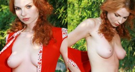 pale-redhead