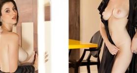 ana-karoline-black-dress