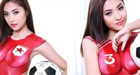 painted-soccer-fan