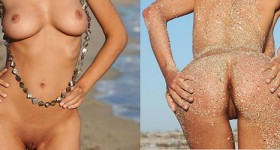 beach-nude-babe-in-the-sun