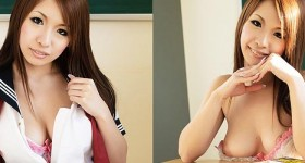 momoka-hayami-is-bored-in-class