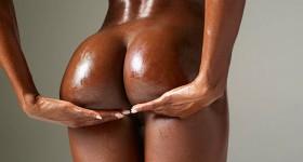 ebony-ass