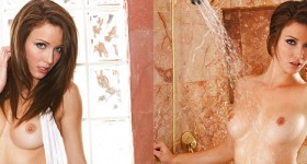 dreamy-dame-malena-showering