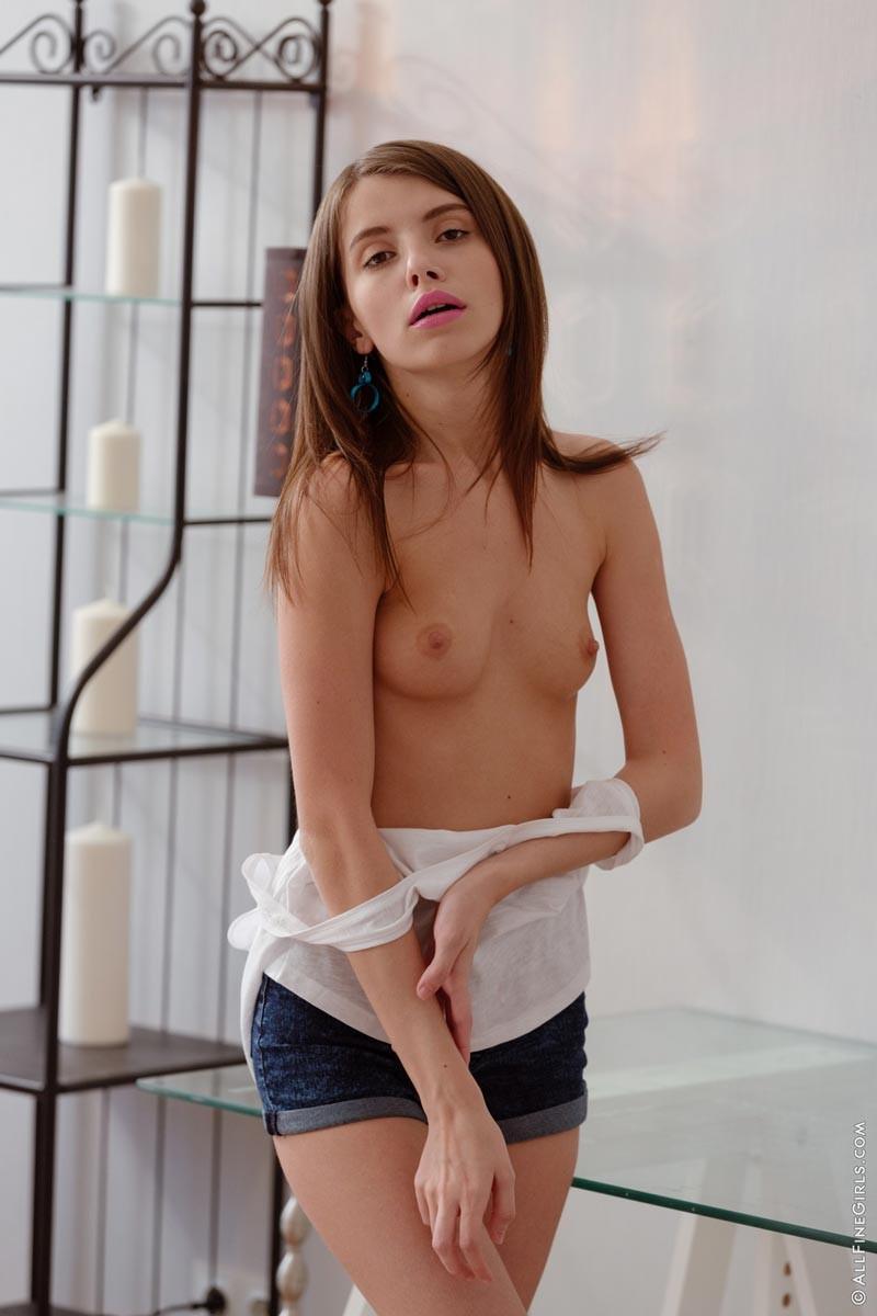 Soo good fine girl getting fucked splendid girl!