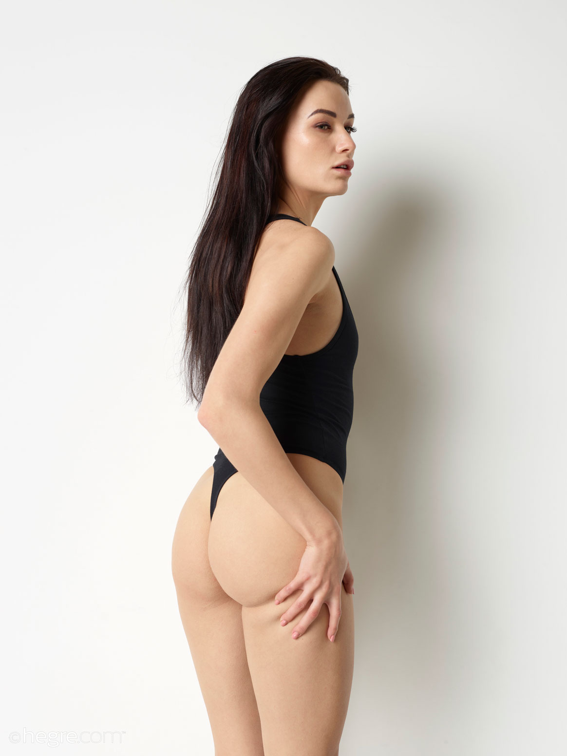 Sexy slim black porn