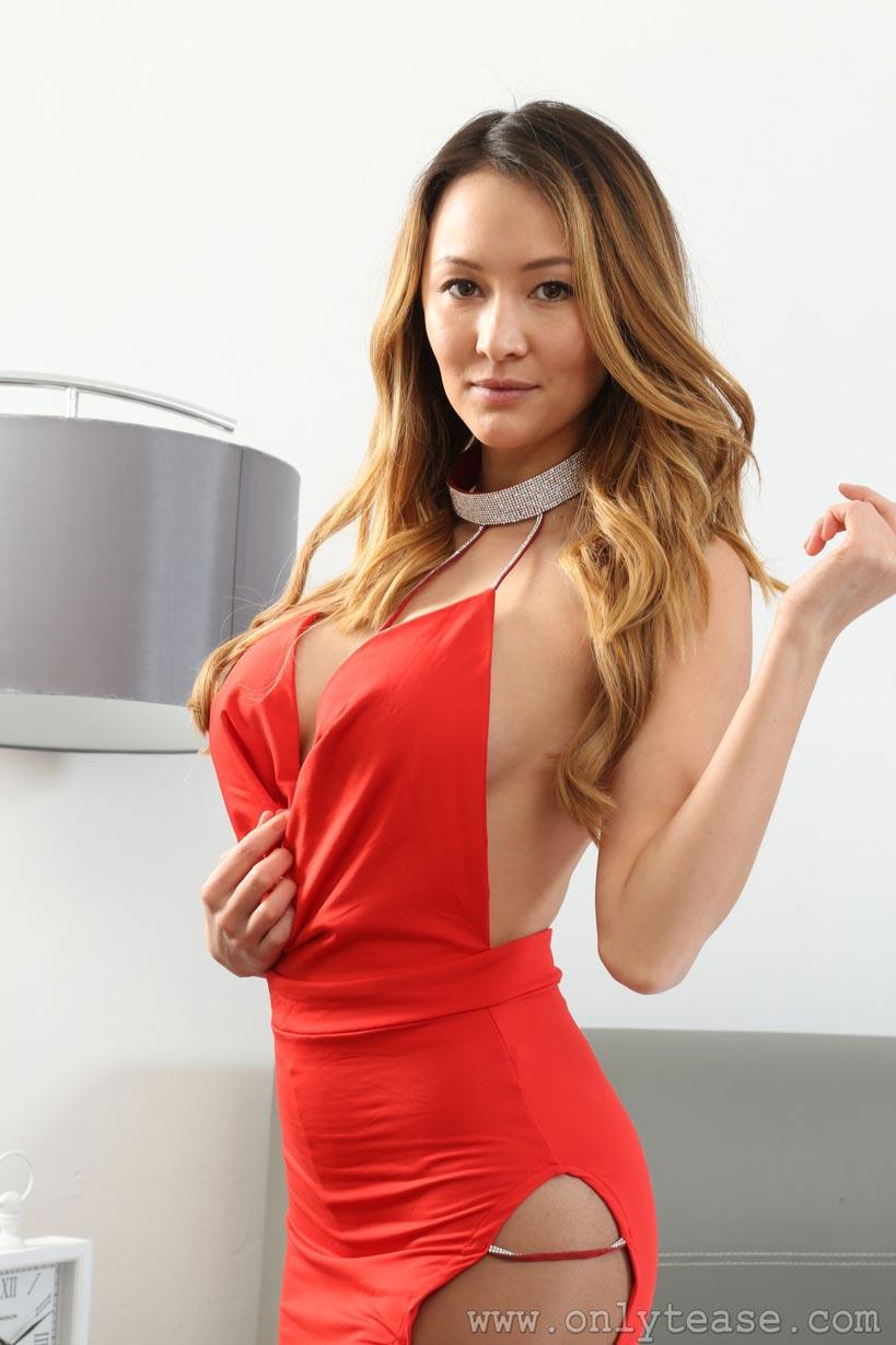 Sara boob job