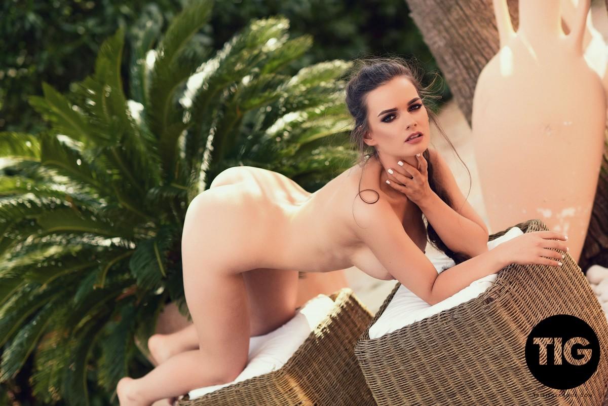 Nude ashley white Ashley White