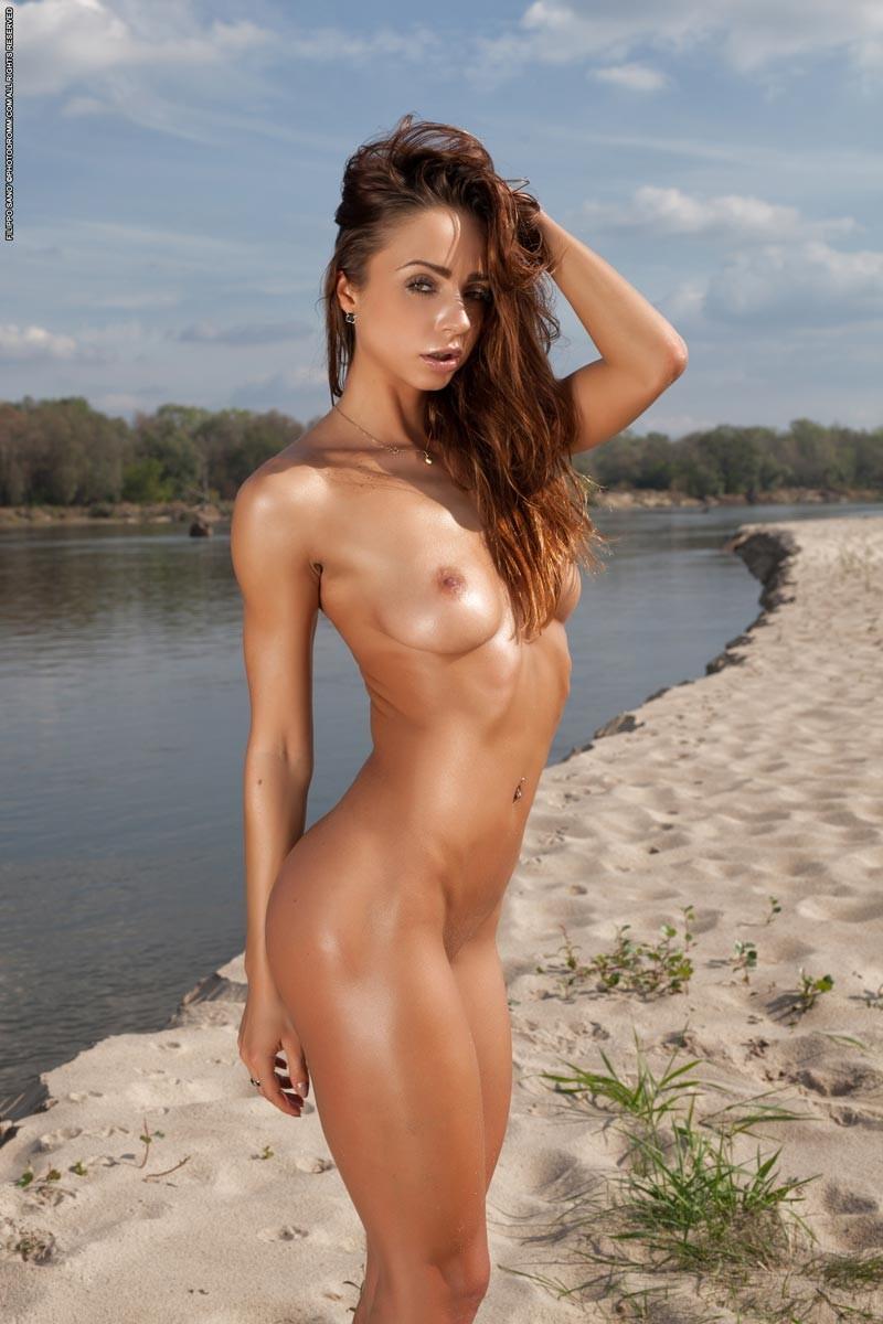 Fit model sex