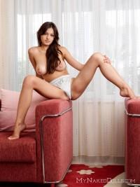 Hot Sofi in Panties
