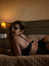 Jessika in the Bedroom