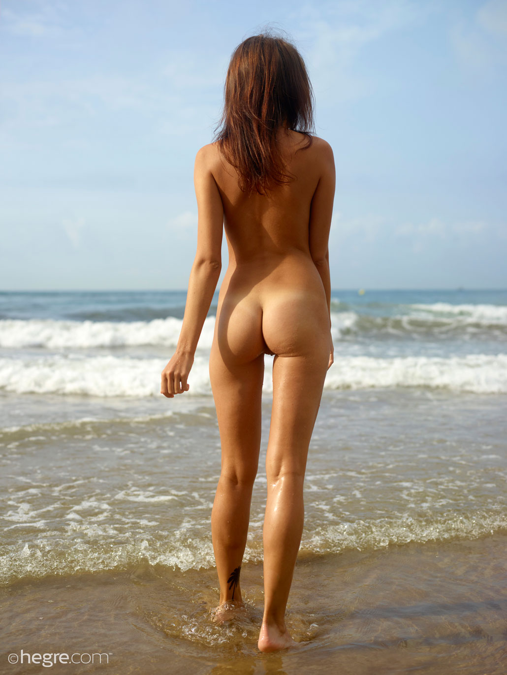 Hegre art beach