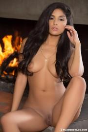 Melissa Fireplace