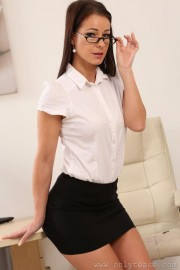 Office Babe Melisa