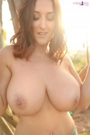 Stacey in a Bikini